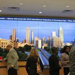 Atlanta, Georgia tourism departments unveil new visitor information center at Hartsfield-Jackson Atlanta International Airport (SLIDESHOW)