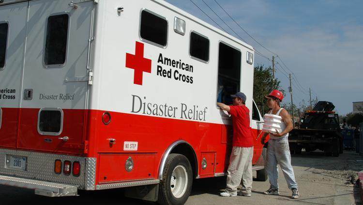 Houston Councilman Criticizes American Red Cross Urges Residents To