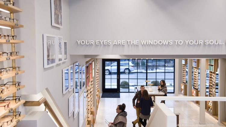 bc7909a881 Now see this  Inside Warby Parker s new Nashville store - Nashville ...