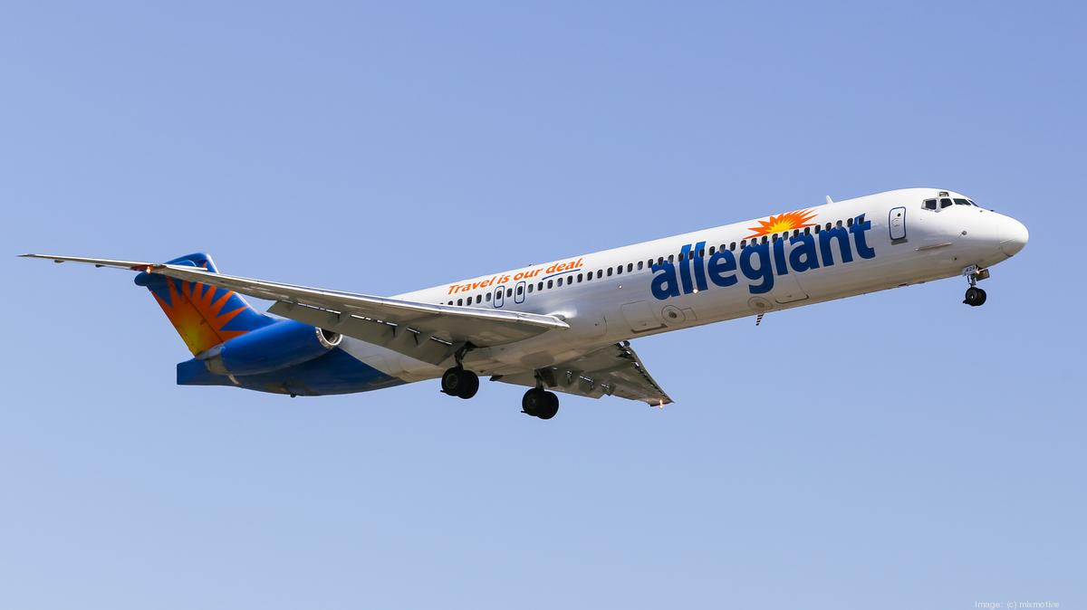 How Allegiant Flights Are Being Affected At St Pete