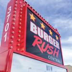 The mystery closure of central Phoenix's <strong>Burger</strong> Rush