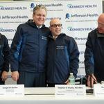 Rapidly expanding Jefferson Health's latest merger proposal targets south jersey