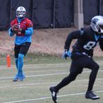 CBS crew on the Carolina Panthers: No introduction needed (PHOTOS)