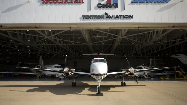Textron Aviation hosting hiring events to fill hundreds of
