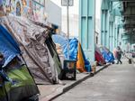 Why a San Francisco Target store has begun keeping tents in locked cases