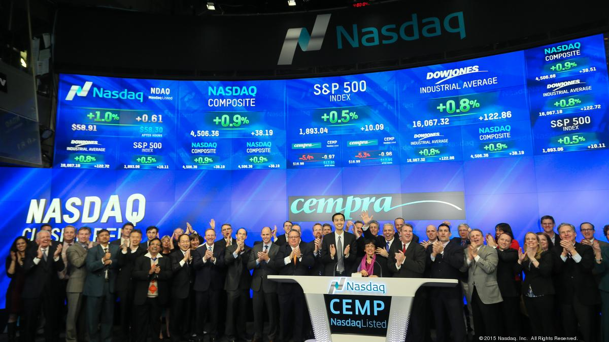 Cempra Reveals Post Merger Projections Triangle Business