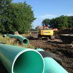 Developer 'angst' over sewer concerns leaks into EDGE pipeline