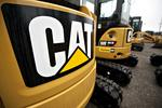 Caterpillar 3Q profit down 44%, mining again to blame