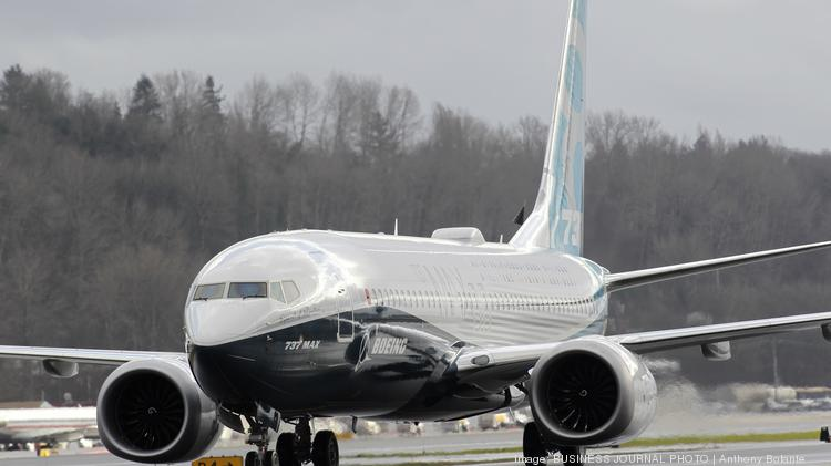 a boeings 737 max 8 like this one taxied and took off at boeing field friday - Boeing Aerospace Engineer Sample Resume