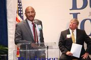 Honoree: Fred D. Franklin, managing partner of Rogers Towers PAMedium Company category