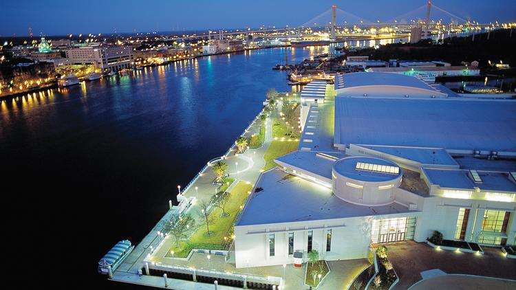 Georgia International Convention Center Hotels