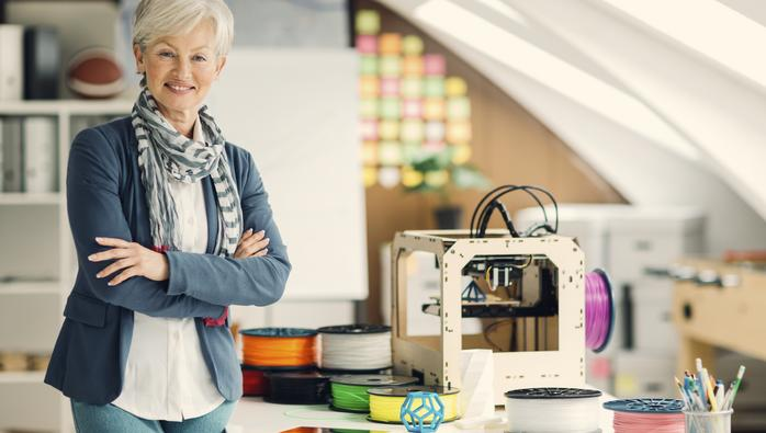 3-D printing opens entrepreneurial opportunities