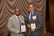 Winners of the 2013 Minority Business Leader Awards presented by the Philadelphia Business Journal.