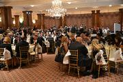 Attendees at the 2013 Minority Business Leader Awards presented by the Philadelphia Business Journal at the Crystal Tea Room in Philadelphia.
