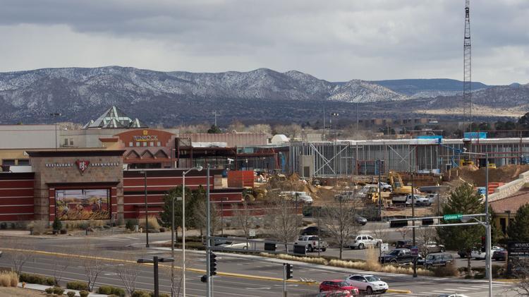 Albuquerque's Winrock Town Center set to open Nordstrom ...