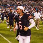 Bears see a trainwreck on the field, but an uptick in the TV numbers