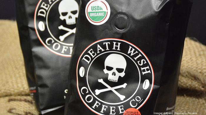 Why Death Wish Coffee needed to hire its first-ever CFO