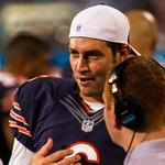 Duly Noted: If Jay Cutler sinks the Bears, do you want him to sink your fantasy team, too? (Video)