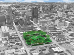 Tracking the growth of downtown Raleigh's Moore Square