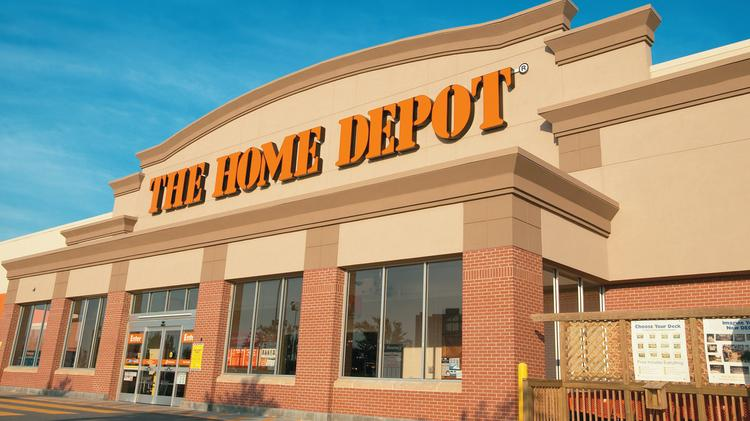 Home Depot Signs A Deal To Lease Two Warehouses At