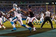 Forbes released its annual ranking of the 32 teams in the NFL according to their value. The Carolina Panthers were valued at $1.1 billion, ranking 18th in the league. In other Panthers news: The team defeated the Chicago Bears at its first preseason game on Aug. 9 but fell to the Philadelphia Eagles in Thursday night's game.