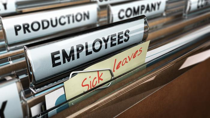 Do you agree with a bill that would require employers to give paid sick time to full- and part-time workers?