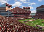 Papa John's Cardinal Stadium expansion ahead of schedule as U of L gets big donations