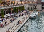 Chicago's Riverwalk finds few takers interested in retail development