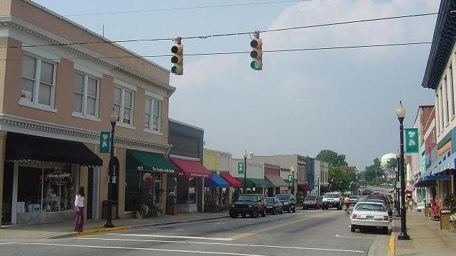 Raleigh Suburb On Top 10 List Of Suburban Hotspots