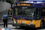 Metro bus driver, suspect shot; downtown Seattle streets closed