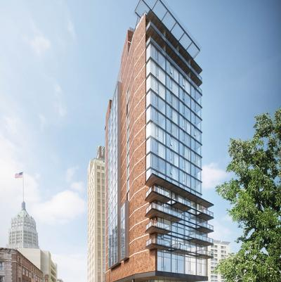 New Hotel To Hit Austin 39 S Sixth Street Canopy By Hilton