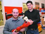 Limbitless Solutions offers less-expensive, 3-D printed prosthetics