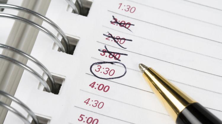 Biz Smarts You Need An Agenda For Your Time Sacramento Business