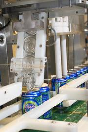 Cans have become an increasingly popular mode of storage for craft beer.