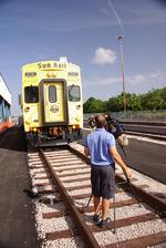 On track: FDOT hosts rail commissioners, media for up-close look at SunRail cab car