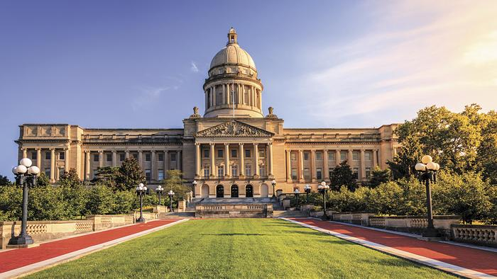 How would you grade Kentucky's legislature in the recently completed session?