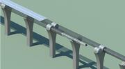 Hyperloopcapsuleintubecutawaywithattachedsolararrays.