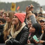 Who's serving the food and drink to go with the music at Outside Lands this year