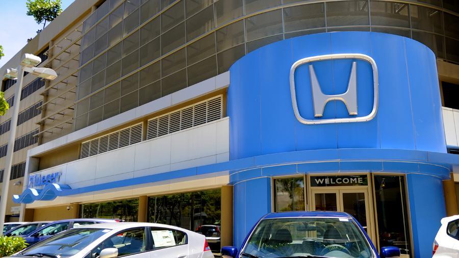 Jimmy Pflueger Founder Of Hawaii S First Honda Dealership