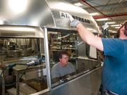 Even now, with extra room and more workers, Airstream is still running an 18-week backlog for travel trailers. The company has ramped up production to 72 per week.