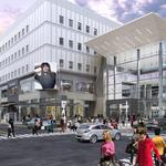 Revamped Gallery mall delayed