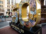 Super Bowl 50 brought a gold rush to San Francisco (Photos)