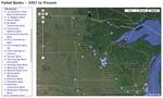 Fed maps Minnesota bank failures