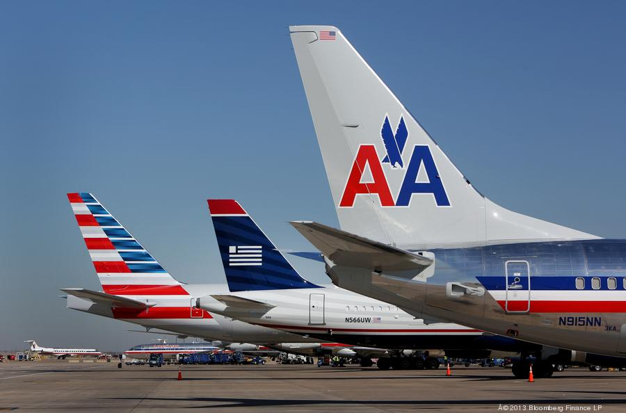 american airlines and usairways merger case study huizenga