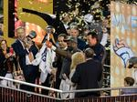 Downtown Super Bowl celebrations net arrests