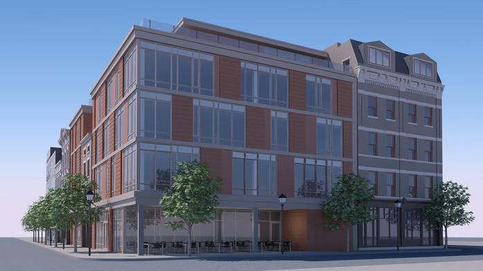​OTR office project tops off, secures needed city property