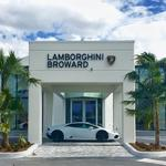 <strong>Warren</strong> <strong>Henry</strong> opens Lamborghini dealership