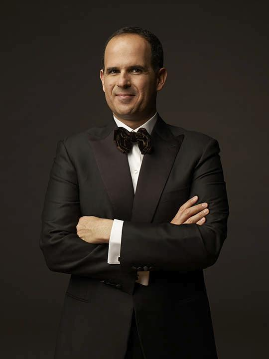 """Marcus Lemonis is both the star of the hit reality show """"The Profit"""" and CEO of Bowling Green, Ky., companies Camping World and CWI Inc."""