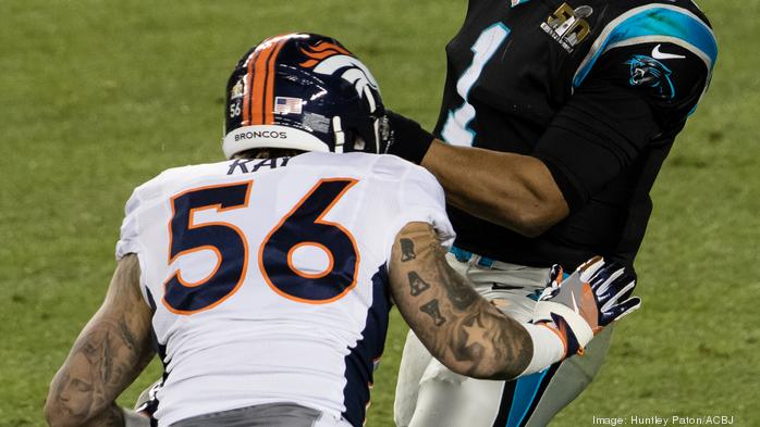 Denver Broncos player Shane Ray signed by sports agency CAA