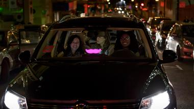 Do you use Uber or Lyft more?